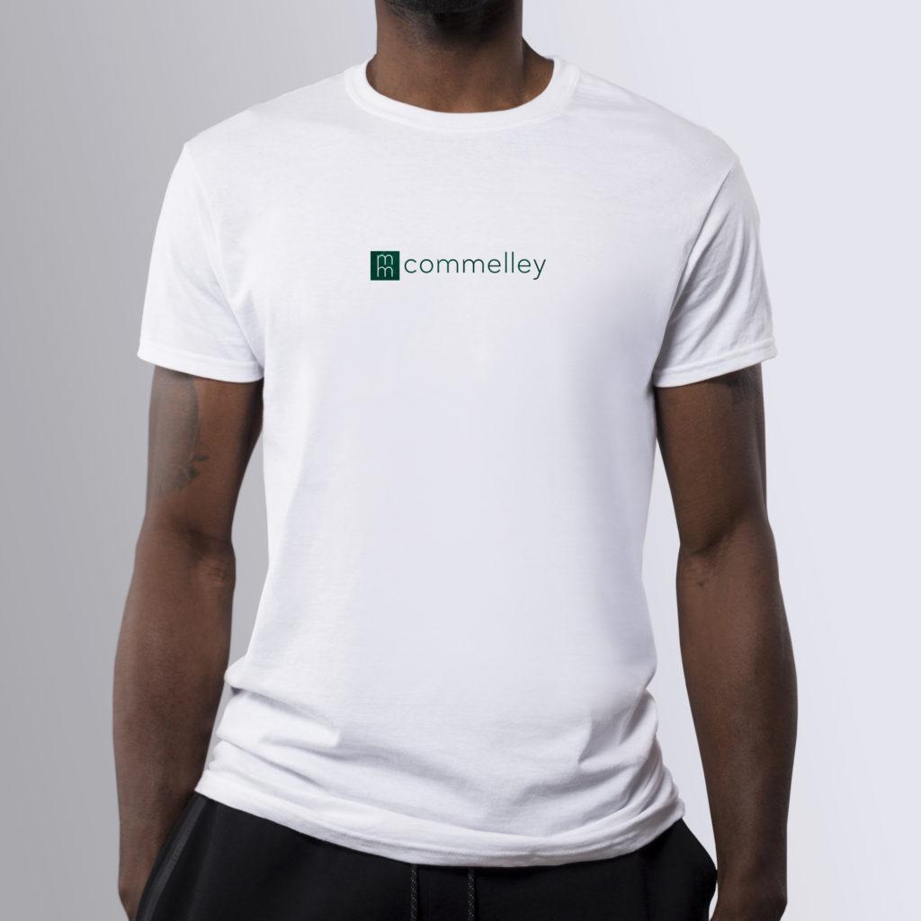 tee shirt commelley