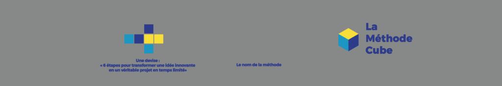 description logo méthode cube